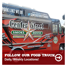 Follow our Food Truck!